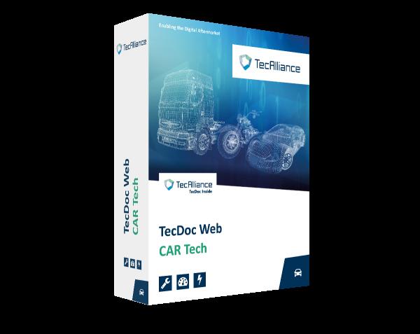 TecDoc Web + CAR Tech