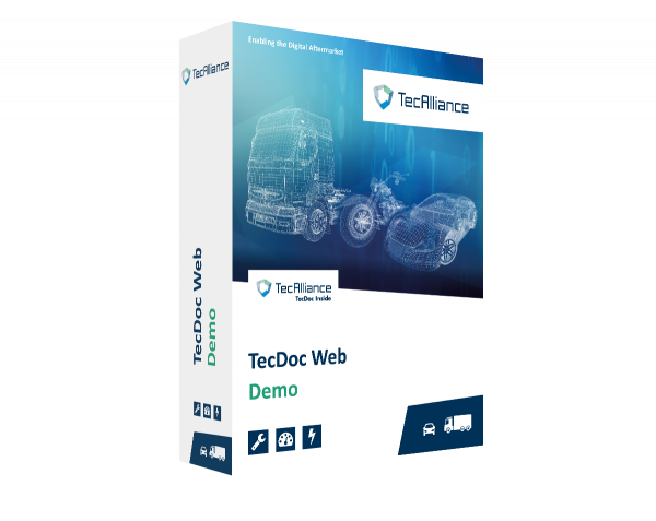 TecDoc Web DEMO