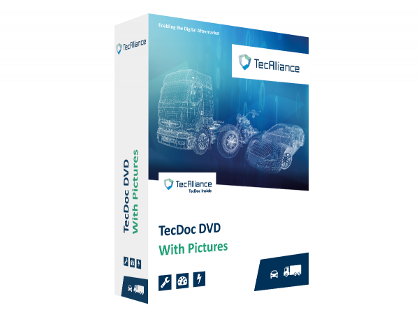TecDoc Catalogue DVD (mit Grafiken)